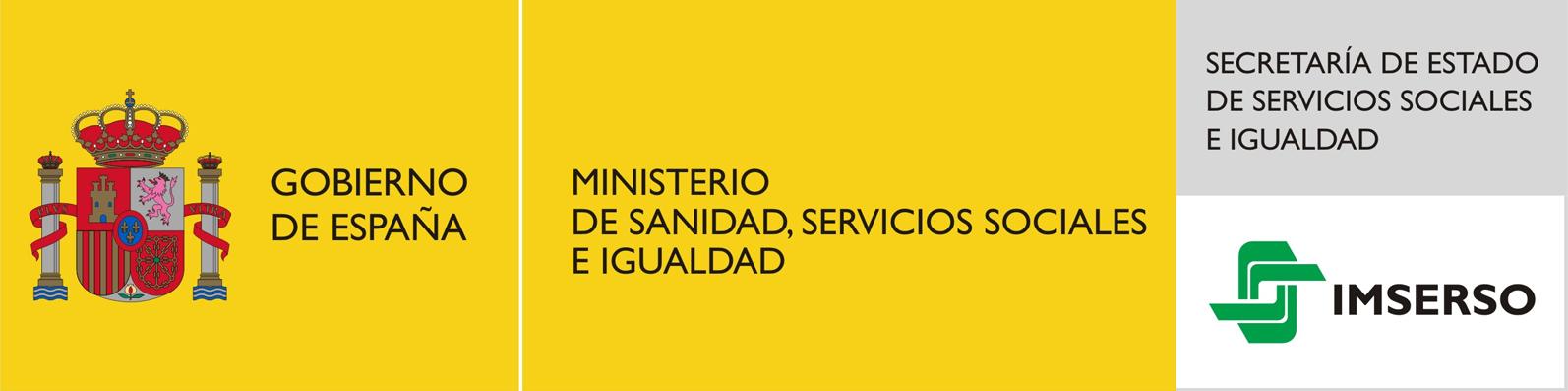 Logo IMSERSO